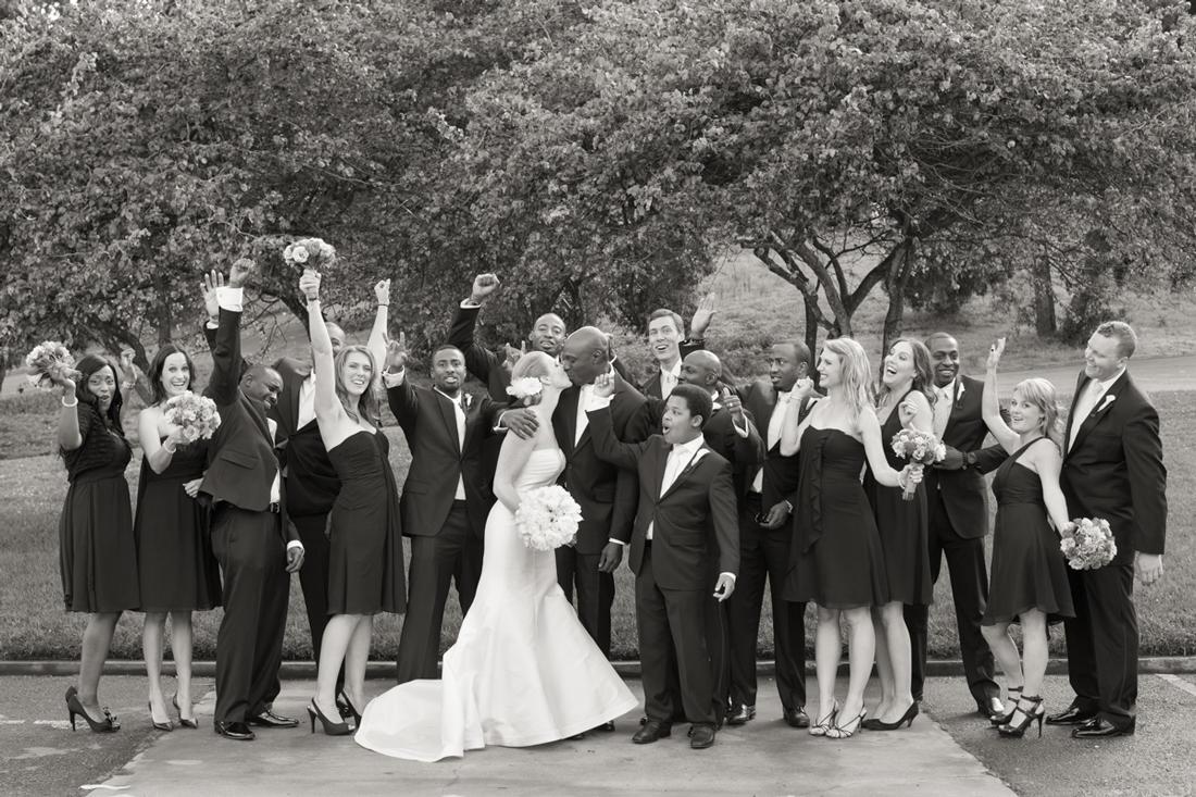 Golden Gate Club Wedding