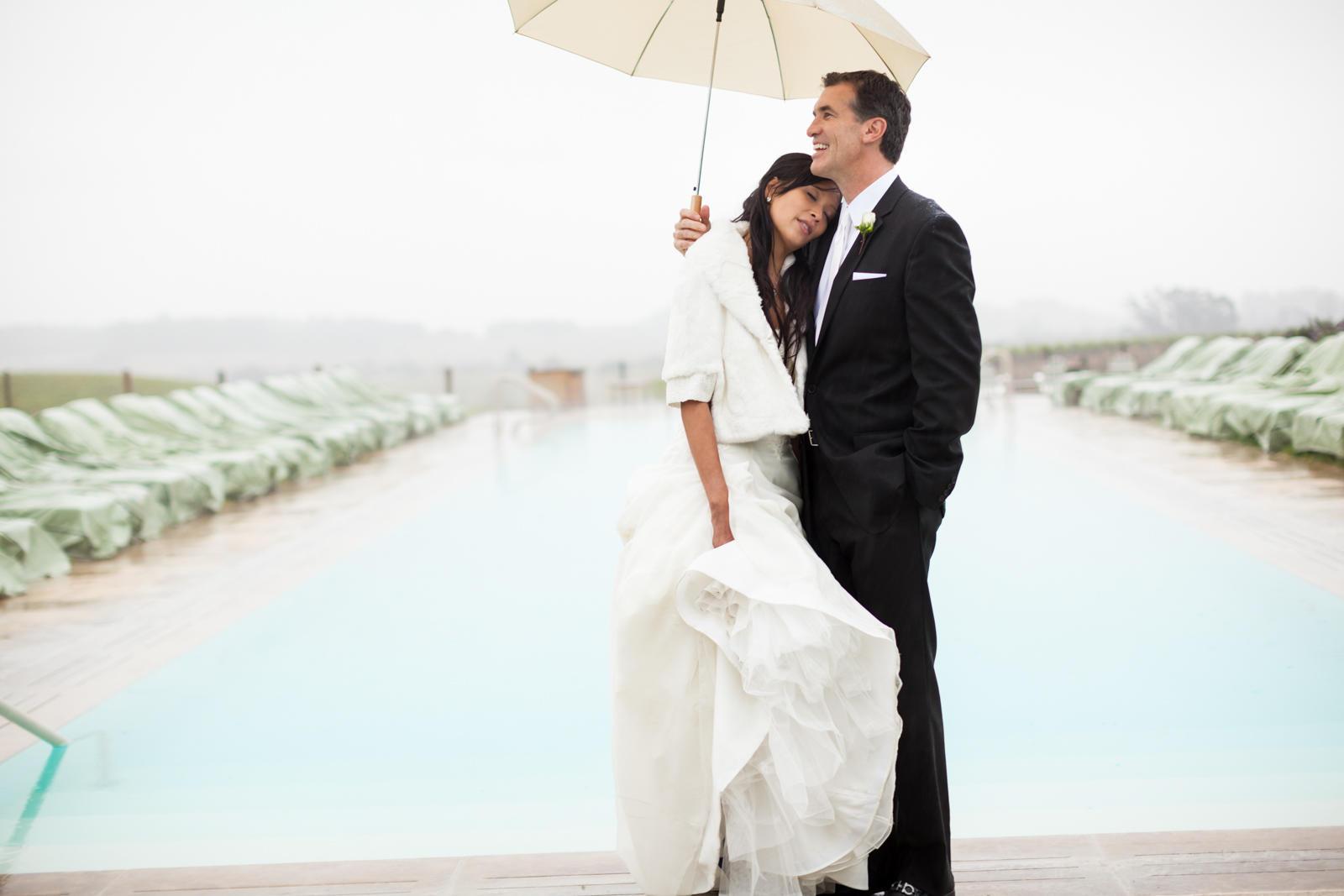 two irises wedding photography