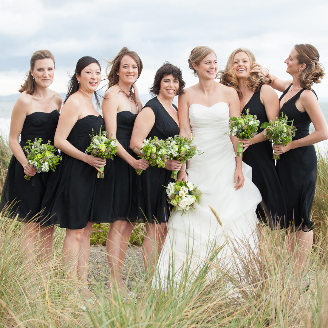 Bolinas Peace Barn Wedding