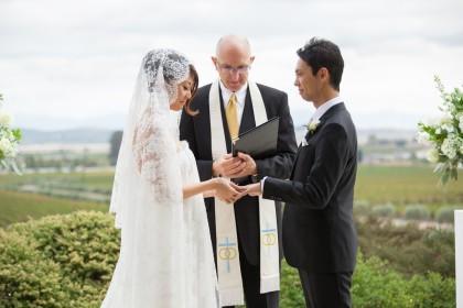 Gloria Ferrer Wedding