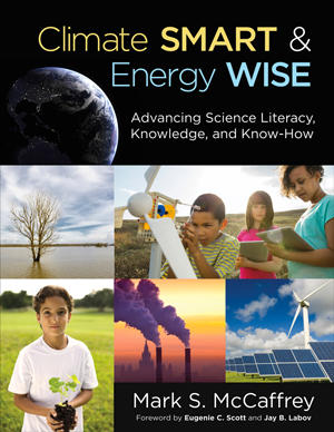 book cover: Climate Smart, Energy Wise by Mark S McCaffrey
