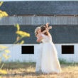 same sex wedding giacomini barn point reyes station