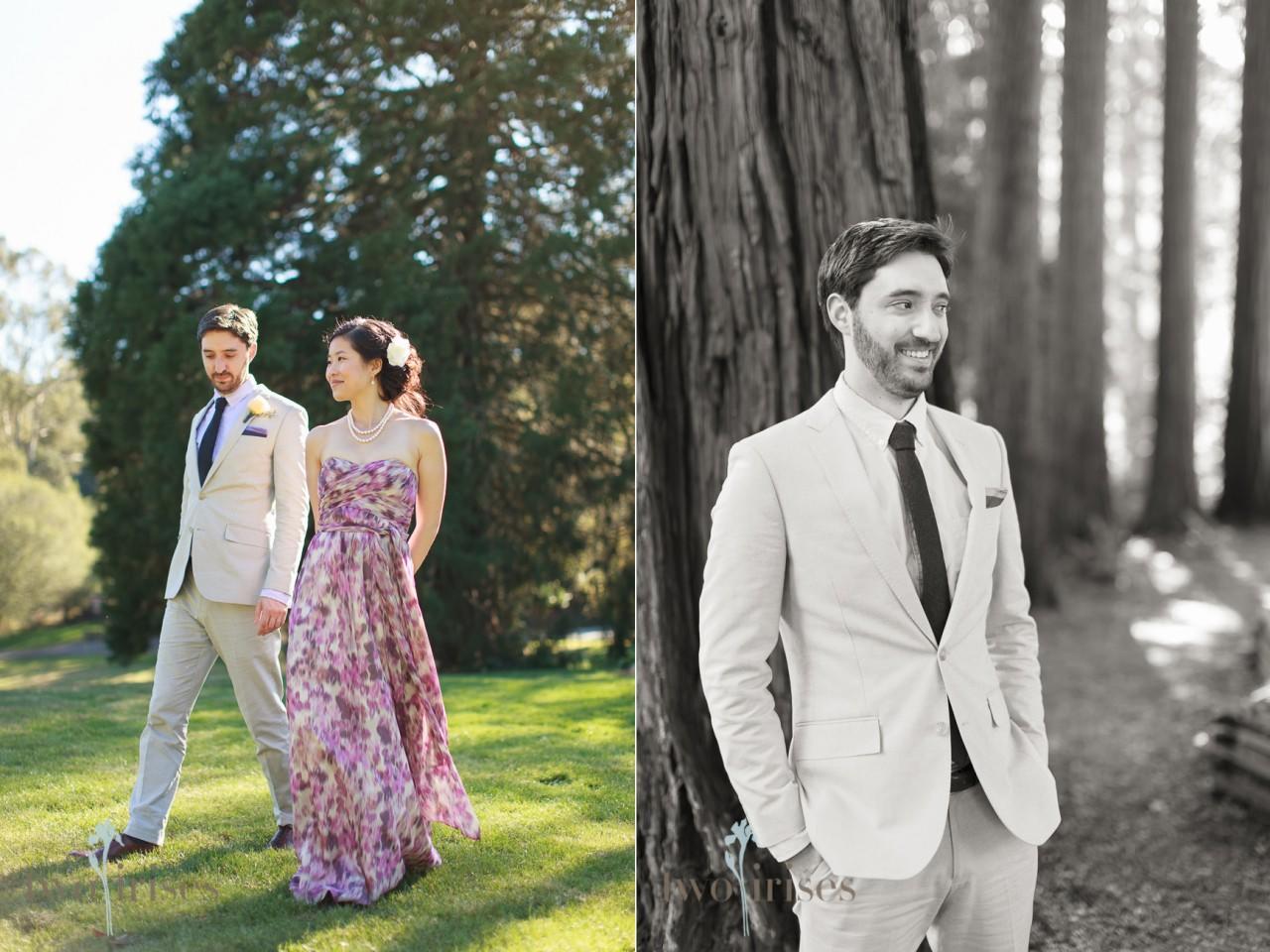 Brazilian Room Wedding Photos by Two Irises