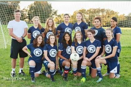 Credo High School Girls Soccer 2015