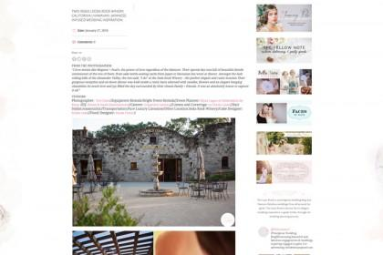 The Luxe Pearl Premeire Wedding Blog