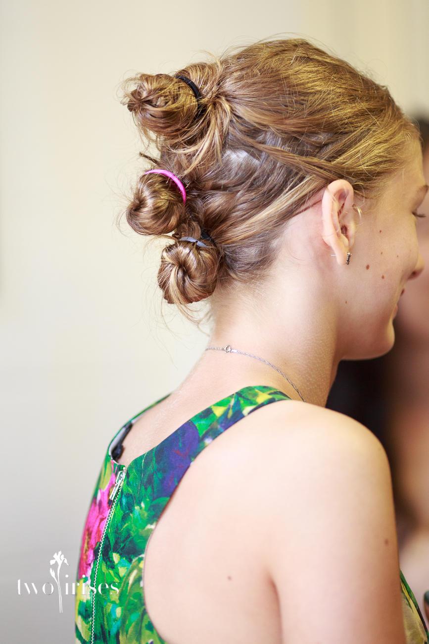 mitzvah hair