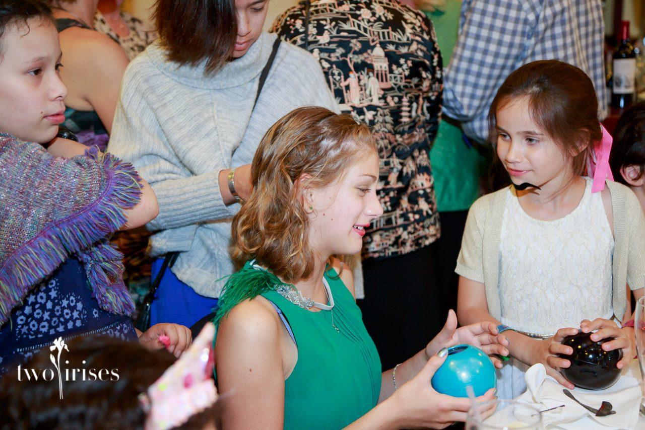 eight ball fun at the mitzvah