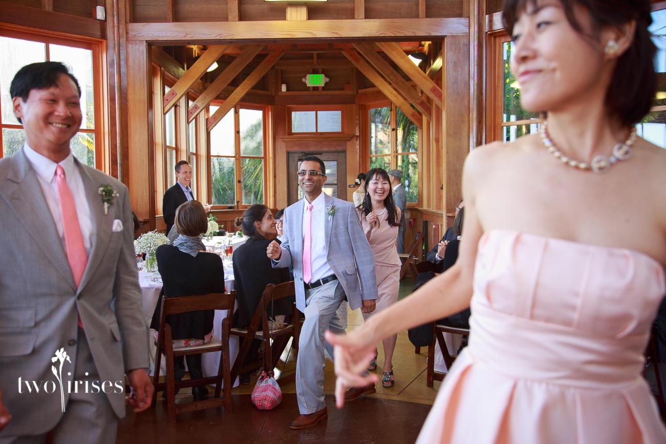 Sunnyside Conservatory wedding, San Francisco
