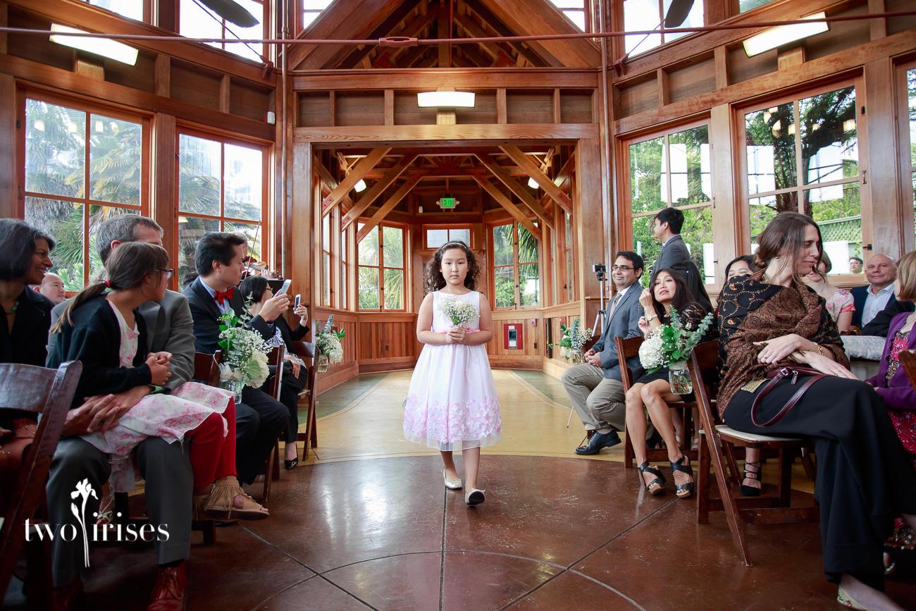 Sunnyside Conservatory wedding