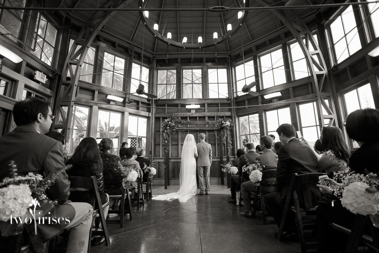 Sunnyside Conservatory wedding