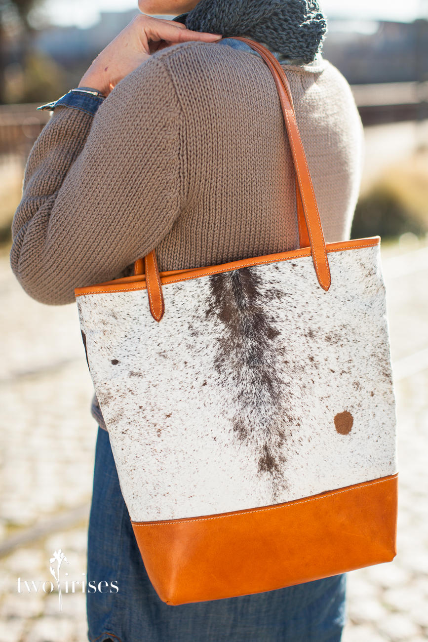 pony tote by Pennyroyal Design