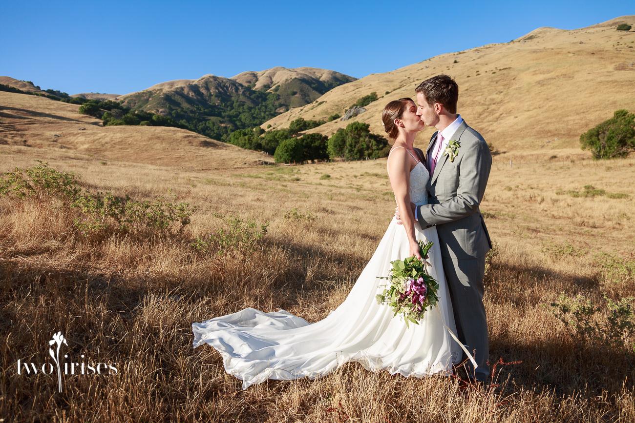 Wedding Portrait in Nicasio
