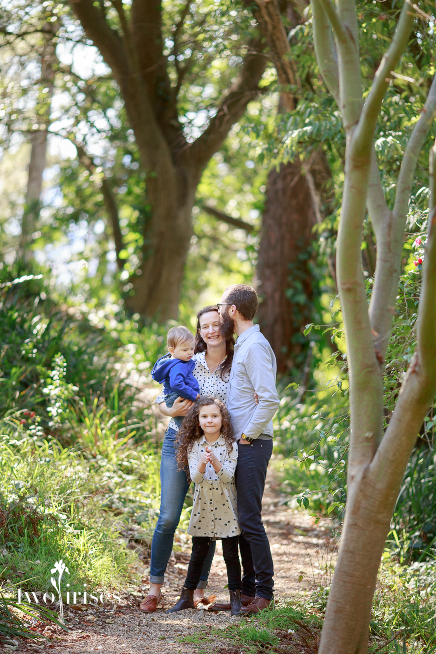 Berkeley hills family photographer