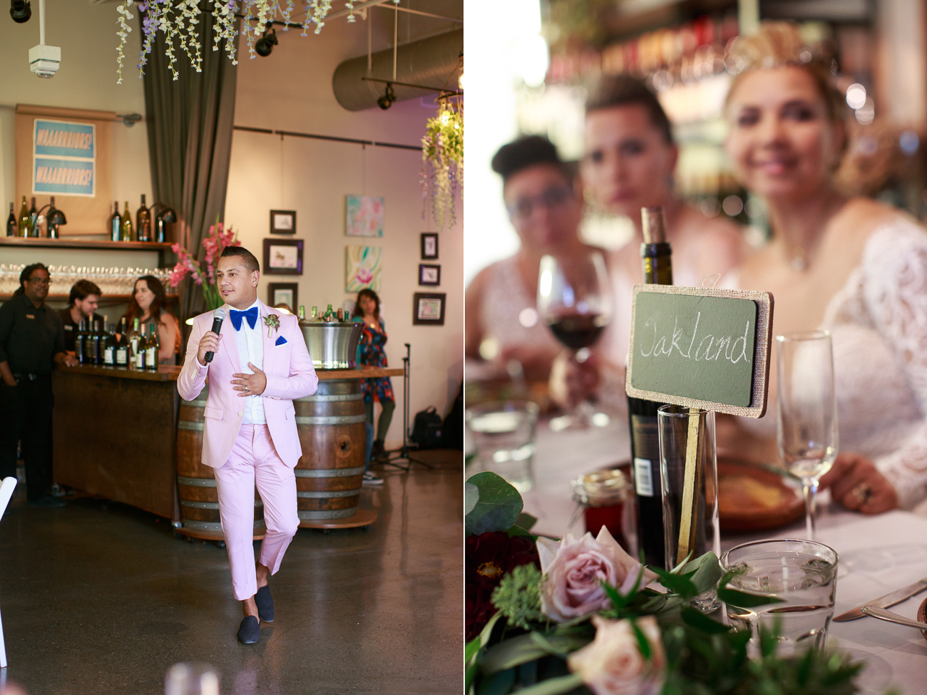 Rosenblum Cellars wedding