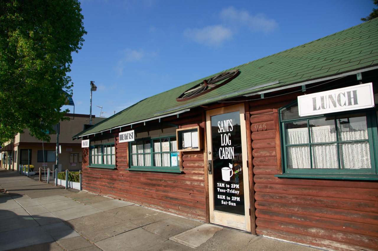 Sam's Log Cabin Albany, California