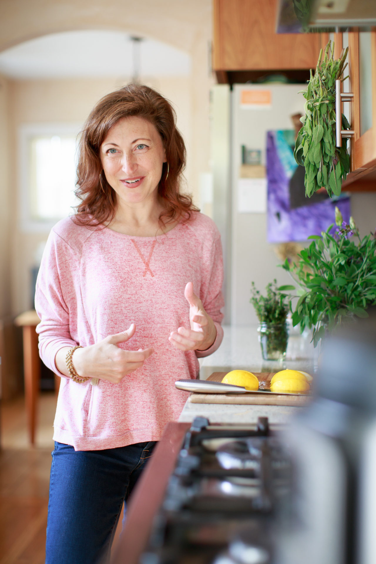 Kate Sadowsky - Ayurveda in the kitchen
