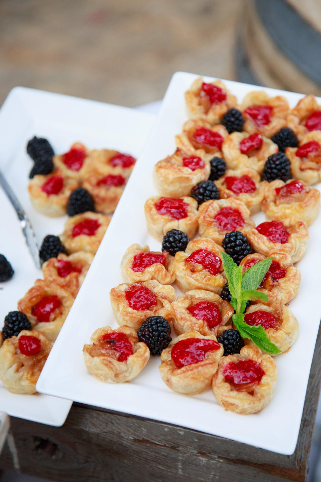 Park Avenue Catering SOnoma California dessert