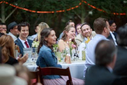 Ralston Retreat wedding Mill Valley